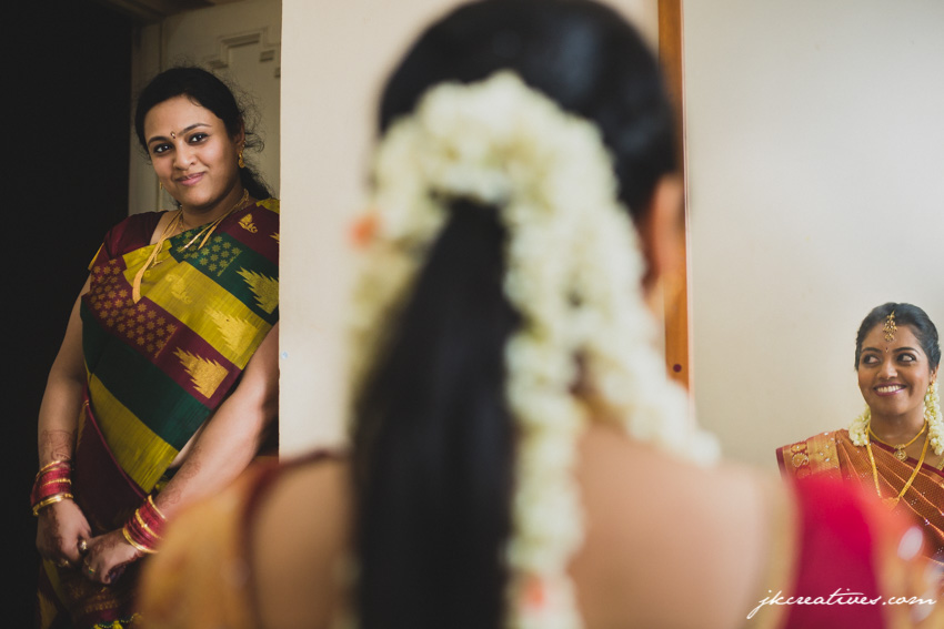 Swaminathan Rashmi Brahmin Iyer Tamil  Wedding -  Candid Wedding Photography at Bangalore, Bengaluru by the best Candid Wedding Photographer in Coimbatore and Bangalore