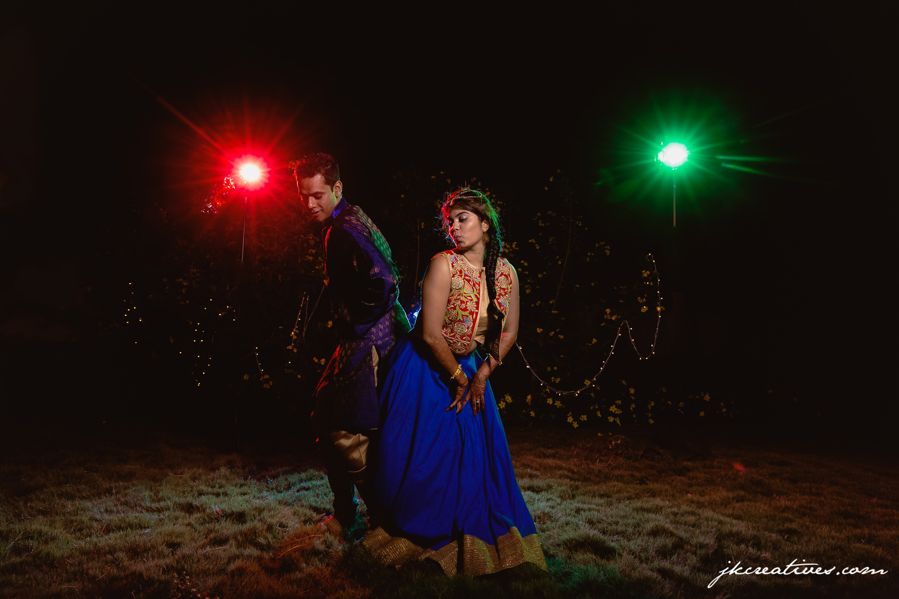 JK Creatives - North Indian Mehandi Photography at Coimbatore
