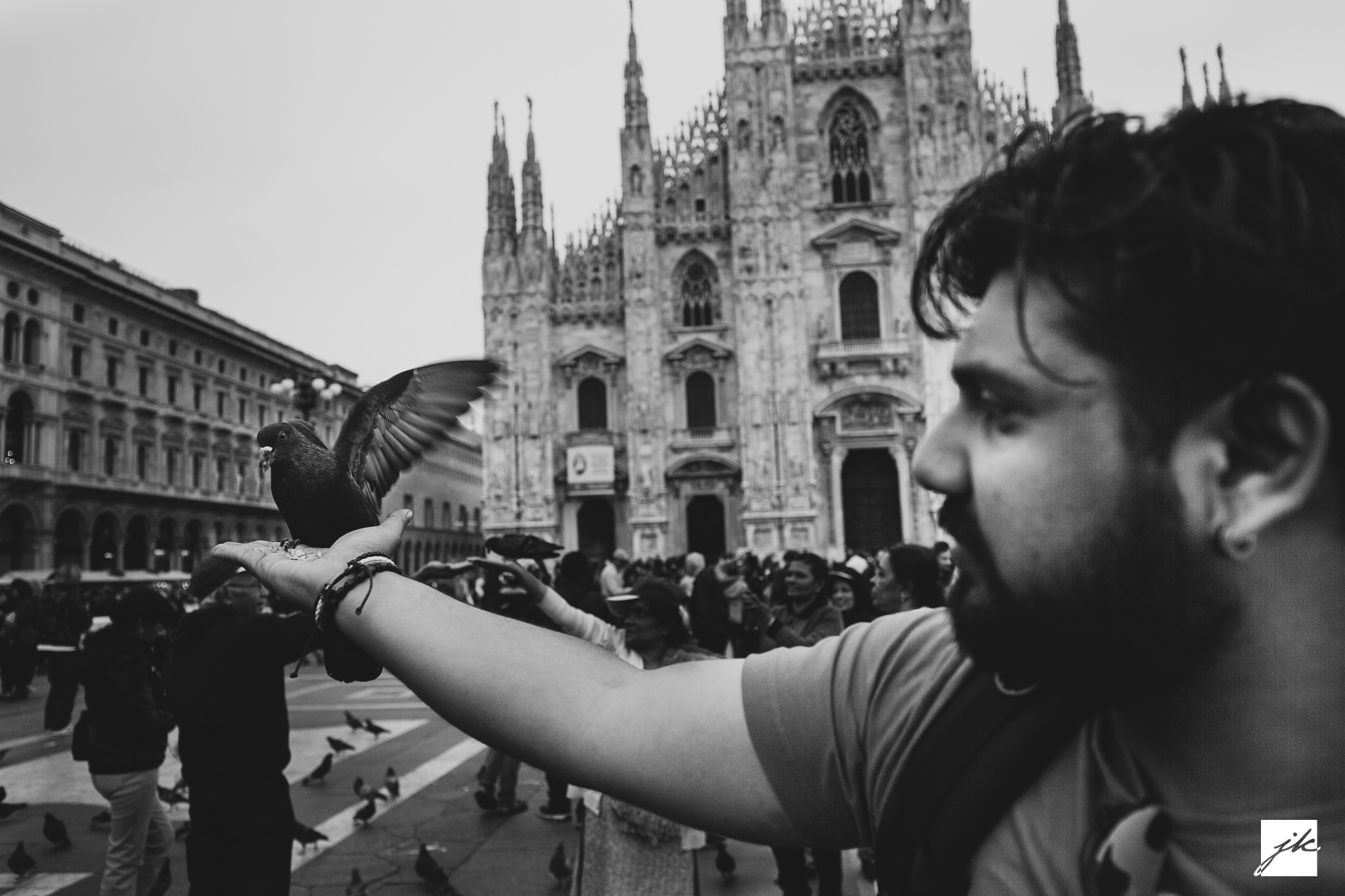 MIlan Street Photography