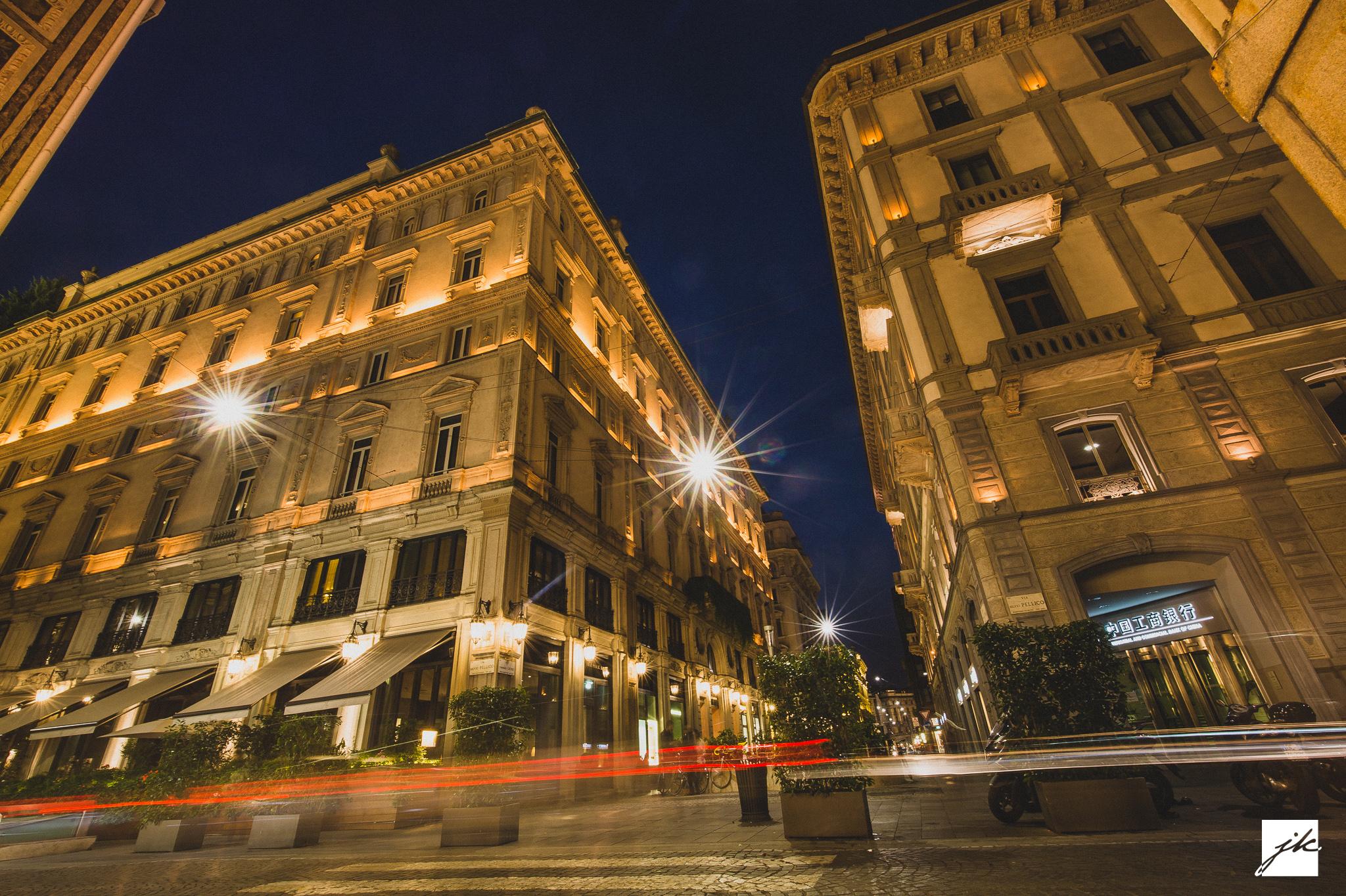 MIlan Street Photography