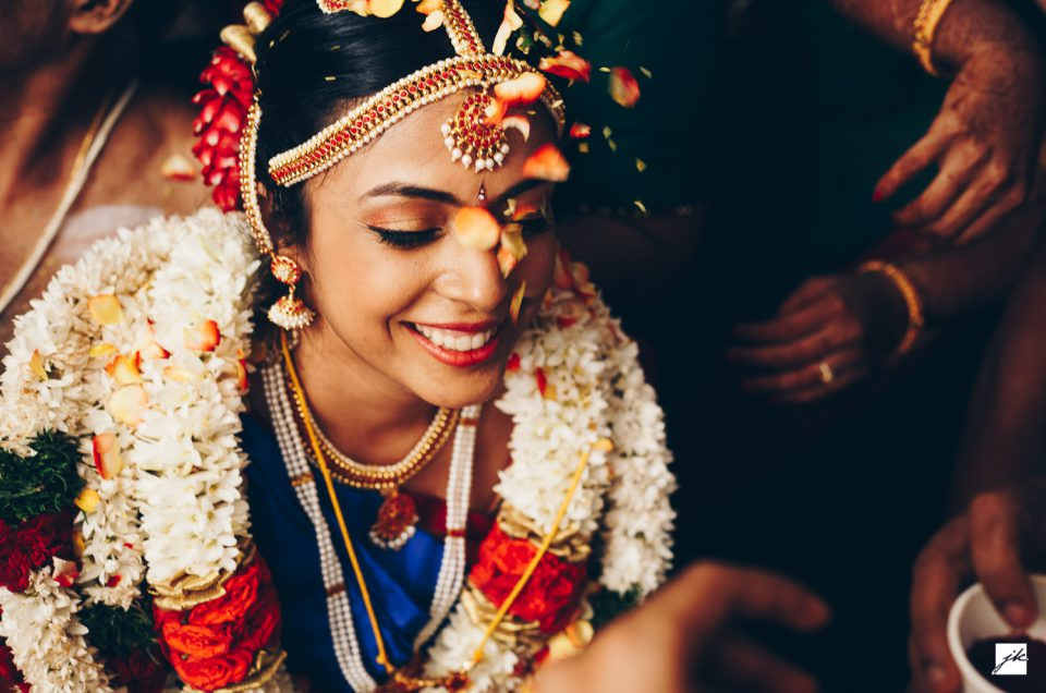 Arjun & Aparna – Tambrahm Iyer Wedding | Candid Photographers in Chennai