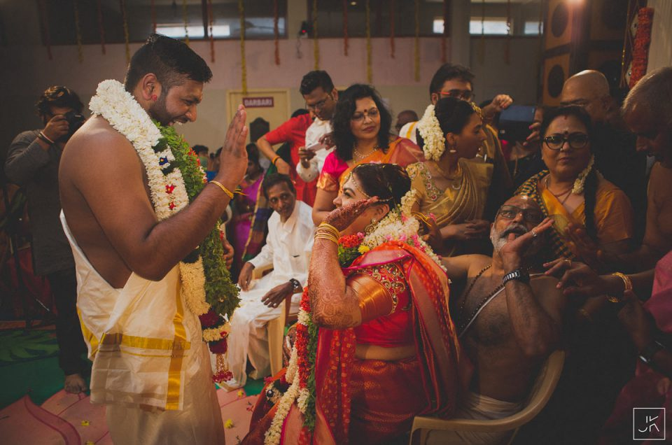 Prem & Rasmi // Palakkad Iyer Wedding // Coimbatore Candid Photographers