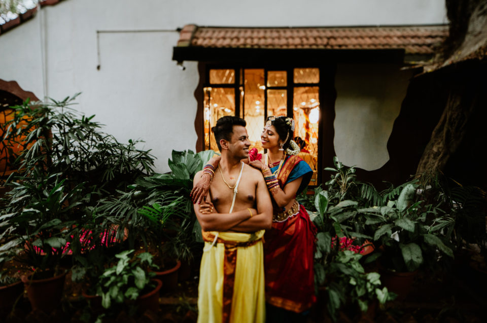Tambrahm Wedding at Ganjam Mantapa