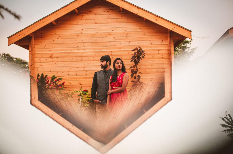 Anand & Archana // Pre Wedding Photoshoot at Mahabalipuram